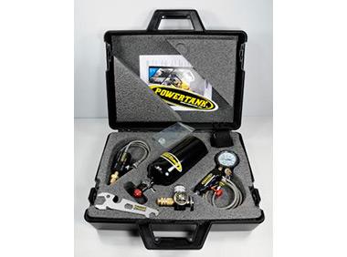 Комплект для закачки азота в амортизаторы