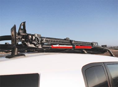 Крепление Hi-Jack на штатный багажник