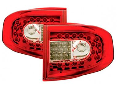 Фонари задние Ruby Red / LED