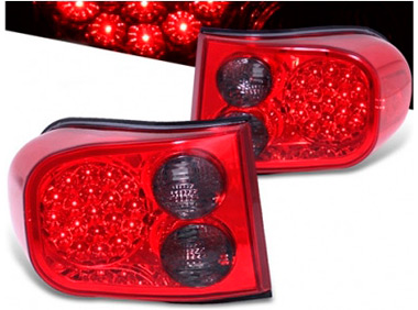 фонари задние Red/Smoke LED Tail Lights