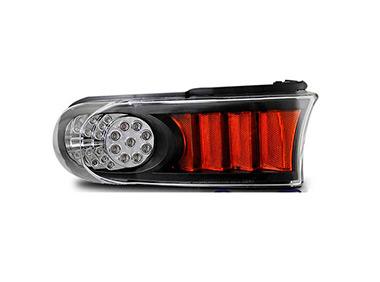Фонари передние боковые LED Look