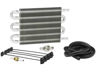 Радиатор охлаждения АКП, гидроусилителя