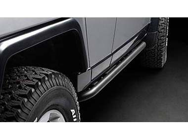 Пороги Toyota OEM Rock Rails