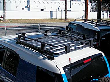 Багажник на крышу короткий ARB