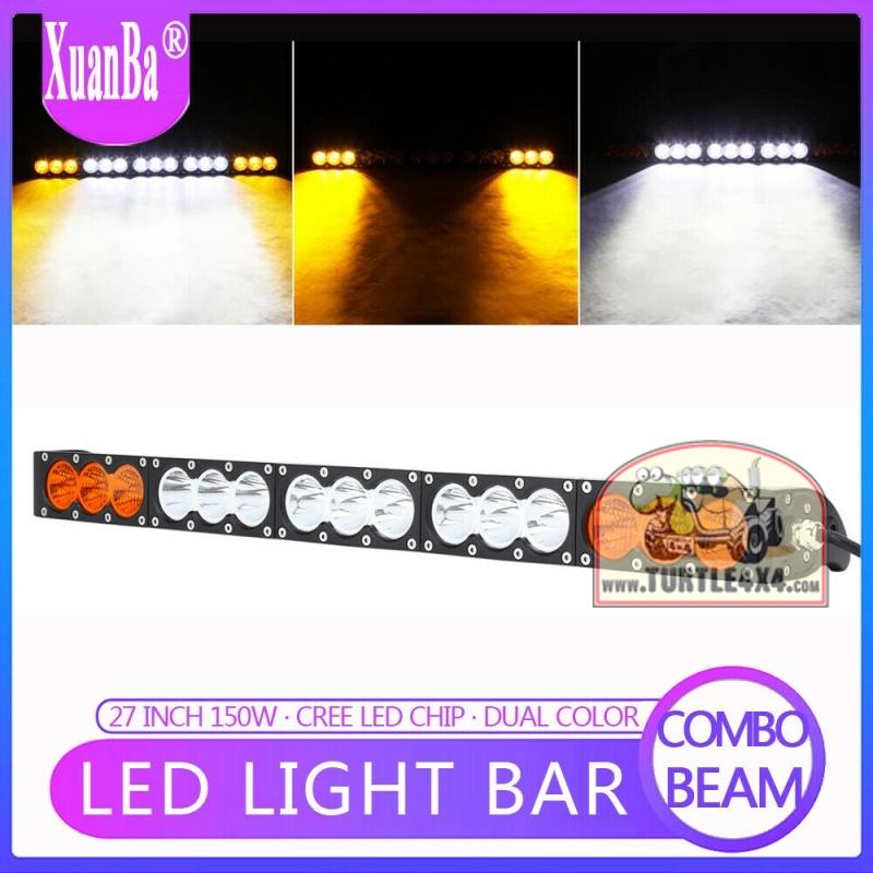 LED панель в передний бампер