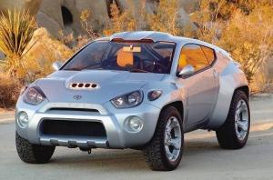 Toyota возродит конкурента Nissan Juke