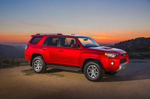 Toyota показала новый 4Runner