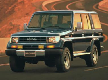 Toyota возвращается к производству знаменитого Land Cruiser 70