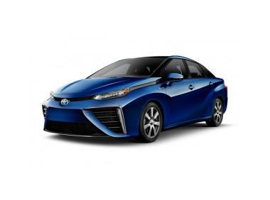 Прощай, бензин: Toyota начала серийный выпуск автомобилей, которые ездят на водороде