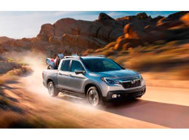 Honda Ridgeline выходит на американский рынок
