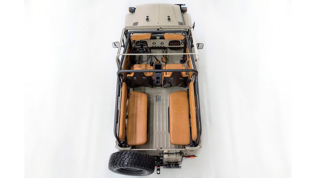 Toyota FJ43