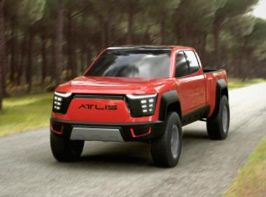 Еще одна угроза бензину: электрический пикап Atlis XT с запасом хода 800 км
