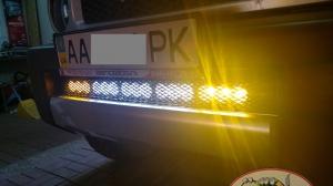 Дополнительный LED-свет в бампер