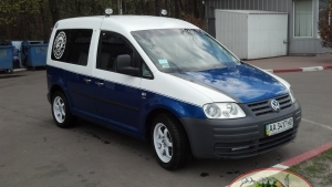 Cтайлинг VW Caddy