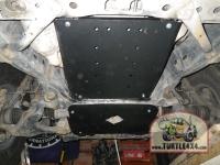 Изготовление защит для FJ Cruiser