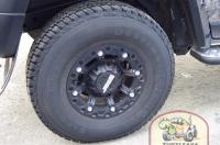 Установлены диски Gear Alloy 16х9, и шины Firestone Destination AT 285х75хR16