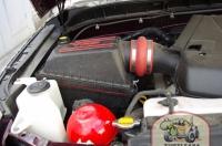Установлен воздушный фильтр нулевого сопротивления TRD