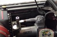 Установлен компрессор для подкачки колес и т.д. Viair 444C