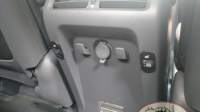 Установлен подогрев задних сидений