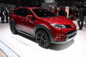 "Toyota представила в Женеве ""приключенческий"" RAV4"