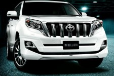 Toyota оснастила Land Cruiser Prado холодильником