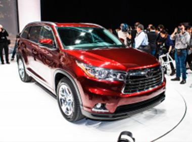 Абсолютно новая Toyota Highlander!