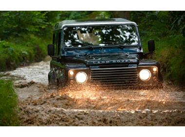 Новый Land Rover Defender станет пикапом
