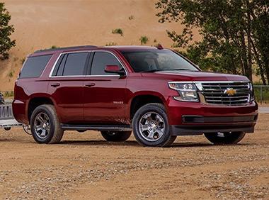 Chevrolet Tahoe: вымирающий вид