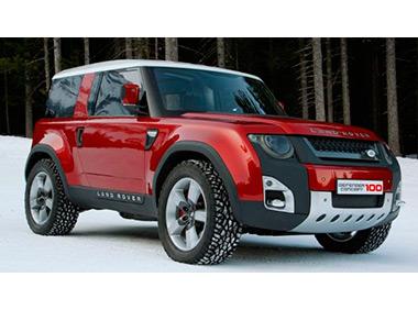 «Дефендер» станет самым технологичным из Land Rover