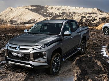 Mitsubishi выводит на рынок  L200 пятого поколения